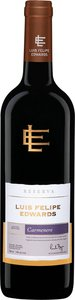 Luis Felipe Edwards Reserva Carmenère 2011 Bottle