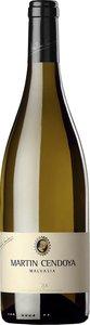 Martin Cendoya Malvasia 2012 Bottle