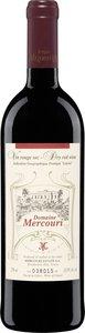 Domaine Mercouri Red 2009, Vin De Pays Des Letrinon Bottle