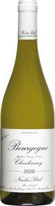 Nicolas Potel Vieilles Vignes Chardonnay 2010 Bottle