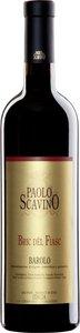 Paolo Scavino Bric Dël Fiasc Barolo 2008 Bottle