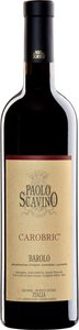 Paolo Scavino Carobric Barolo 2007 Bottle