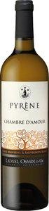 Lionel Osmin Pyrène Chambre D'amour 2012 Bottle