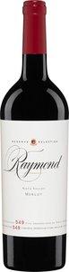 Raymond Reserve Merlot 2011, Napa Valley Bottle