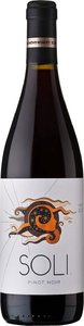 Soli Pinot Noir 2013, Thracian Valley Bottle