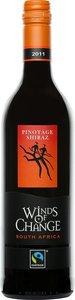 Sonop Wine Farm Winds Of Change Pinotage / Shiraz 2011 Bottle