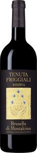 Tenuta Friggiali Brunello Di Montalcino Riserva 2007 Bottle
