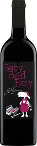 Thunevin Baby Bad Boy 2009 Bottle