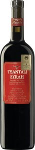 Tsantali Syrah 2009 Bottle