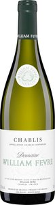William Fèvre Chablis 2012 Bottle