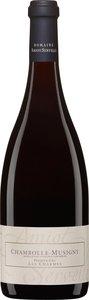 Amiot Servelle Chambolle Musigny Premier Cru Les Charmes 2010 Bottle