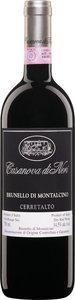 Casanova Di Neri Cerretalto Brunello Di Montalcino 2004 Bottle