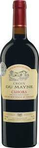 Croix Du Mayne 2009, Cahors, Southwest France Bottle