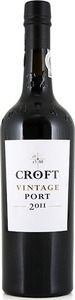 Croft Vintage Port 2011, Doc Douro Bottle