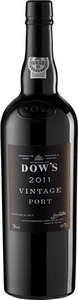 Dow's Vintage Port 2011 Bottle