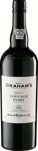 Graham's Vintage Port 2011 Bottle