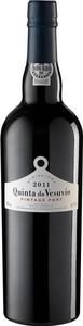 Quinta Do Vesuvio Vintage Port 2011 Bottle