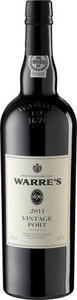 Warre's Vintage Port 2011, Doc Douro (375ml) Bottle