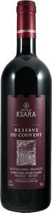 Château Ksara Réserve Du Couvent 2011, Bekaa Valley Bottle