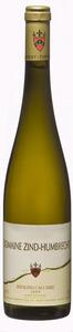 Domaine Zind Humbrecht Calcaire Riesling 2011 Bottle