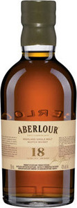 Aberlour 18 Ans Highland Scotch Single Malt Bottle
