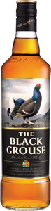 The Black Grouse Blended Scotch Whisky Bottle