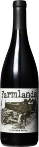 Farmlands Pinot Noir 2011, Demeter Certified, Biodynamic Willamette Valley Bottle