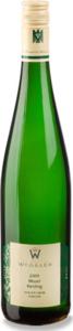 Wegeler Feinherb Riesling 2011, Qualitätswein Bottle