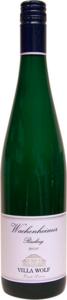 Villa Wolf Wachenheimer Riesling 2011, Qualitätswein Bottle