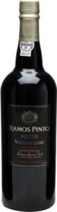 Ramos Pinto Vintage Port 2000, Doc Douro Bottle
