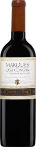 Concha Y Toro Marques De Casa Concha Cabernet Sauvignon 2011, Puente Alto  Bottle