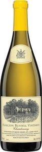 Hamilton Russell Chardonnay 2012, Wo Hemel En Aarde Valley Bottle