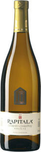 Rapitala Catarratto Chardonnay 2012, Sicily Bottle