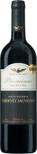 Wolf Blass Premium Selection Cabernet Sauvignon 2011, South Australia Bottle
