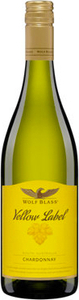 Wolf Blass Yellow Label Chardonnay 2012 Bottle