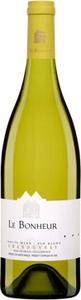 Le Bonheur Chardonnay 2012 Bottle