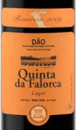 Quinta Da Falorca Reserva 2009 Bottle