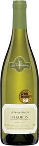 La Chablisienne Cuvée La Sereine 2011 Bottle