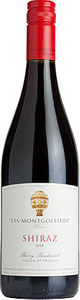 Les Montgolfiers Syrah 2011, South Of France Bottle