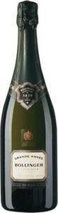 Bollinger La Grande Année Brut Champagne 2004 Bottle