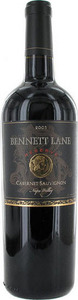 Bennett Lane Winery Reserve Cabernet Sauvignon 2006, Napa Valley Bottle