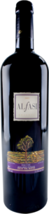Alfasi Reserva Malbec/Syrah 2012 Bottle