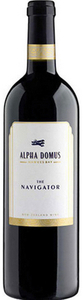 Alpha Domus The Navigator 2010 Bottle