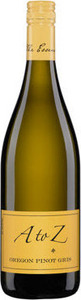 A To Z Pinot Gris 2011, Oregon Bottle