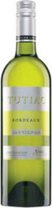 Tutiac Sauvignon Blanc, Côtes De Blaye Bottle