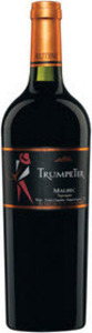 Trumpeter Vistalba Malbec Bottle