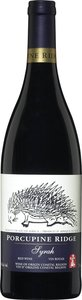 Porcupine Ridge Syrah 2012, Wo Swartland  Bottle