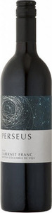Perseus Cabernet Franc 2011, BC VQA Okanagan Valley Bottle