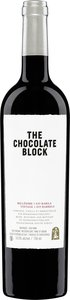 The Chocolate Block 2011, Wo Franschhoek Bottle