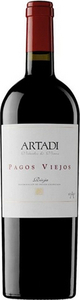 Artadi Pagos Viejos Rioja 2006 Bottle